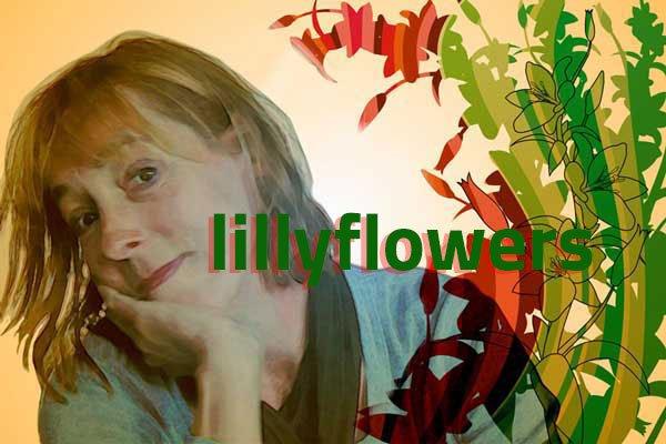 fotobewerking voor bloemenshop lillyflowers